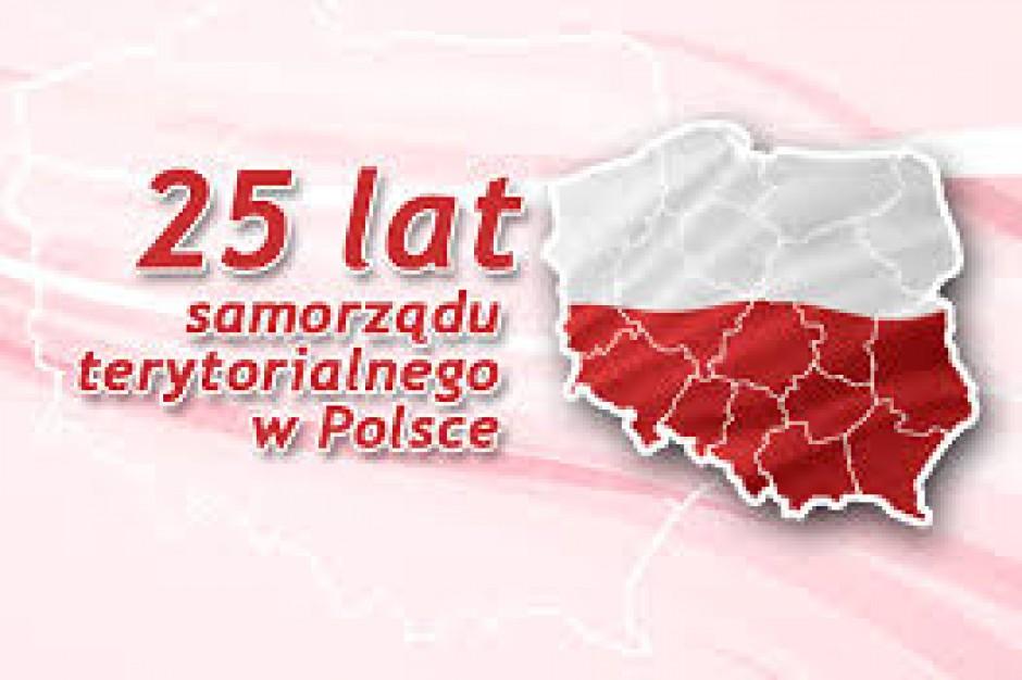 Zobacz 25 postulatów na 25-lecie samorządności