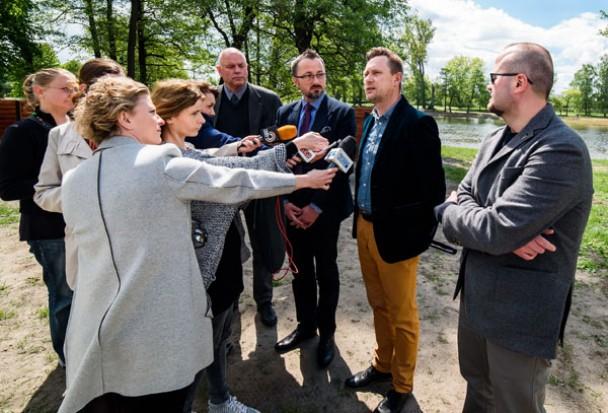 Wiceprezydent Łodzi: mieszkańcy, spełniajcie marzenia