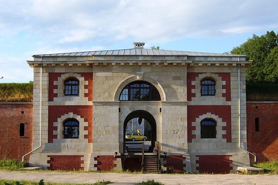 Zrewitalizowane dawne fortyfikacje Zamościa są dostępne