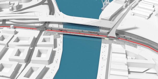 Szczecin zyska nowy most przez Odrę