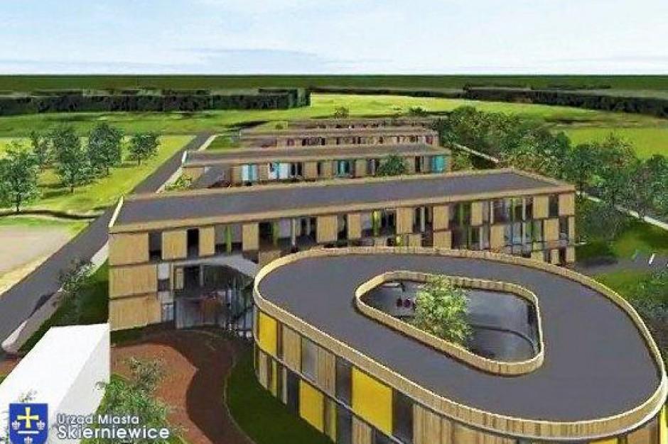 Tak ma wyglądać Europejskie Centrum Ortopedii Dziecięcej w Skierniewicach