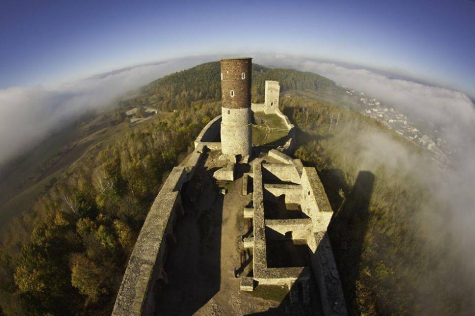 Opłacało się odnawiać ruiny zamku w Chęcinach
