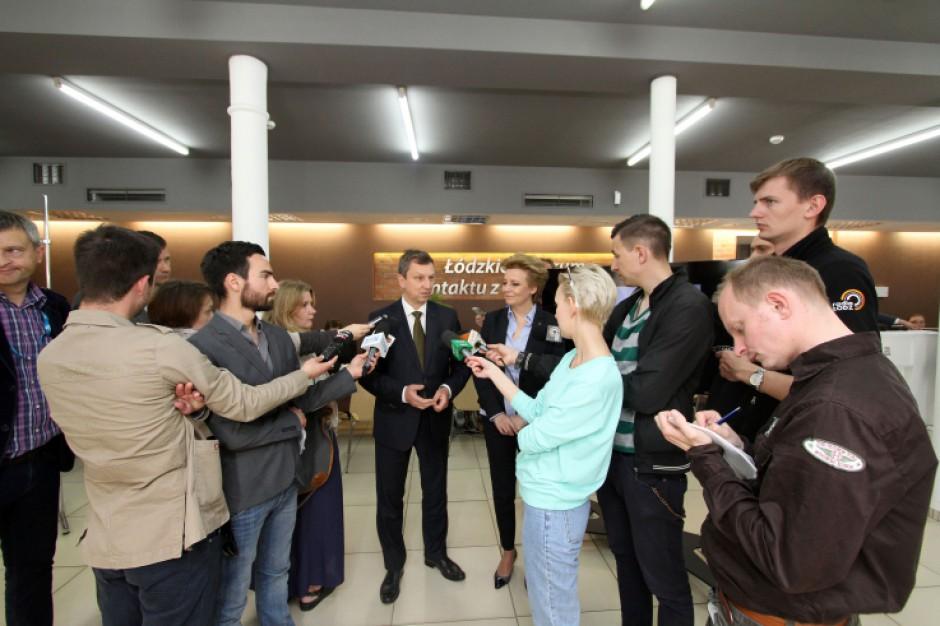 Andrzej Halicki: Łódź to najlepsze miejsce na Instytut Samorządności