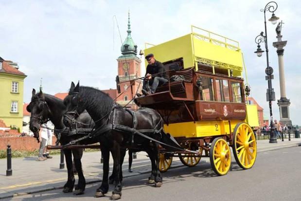 Omnibusy wracają na ulice Warszawy