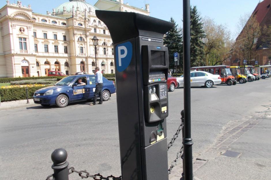 Coraz więcej funkcji testowanego w Krakowie superparkometru