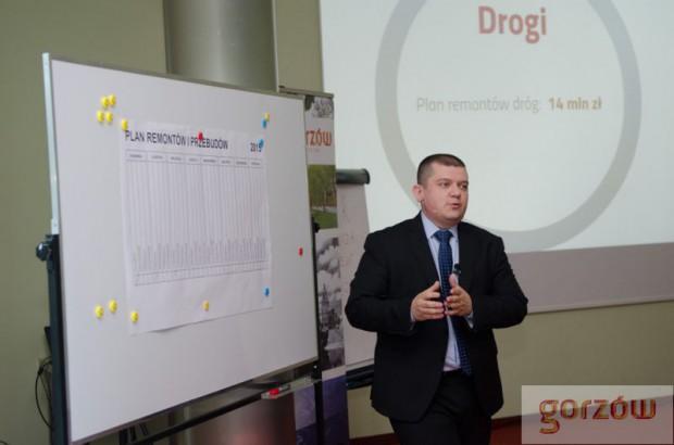 Strategia rozwoju Gorzowa Wielkopolskiego, prezydent przygotował tzw. raport otwarcia