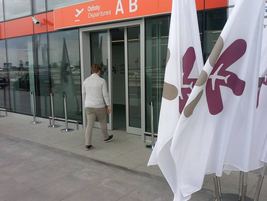 Zmodernizowano terminal A na warszawskim Lotnisku Chopina