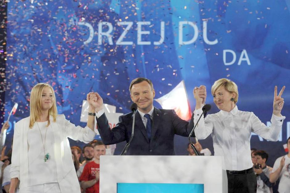 Wybory prezydenckie 2015: PKW, Oficjalne wyniki wyborów prezydenckich