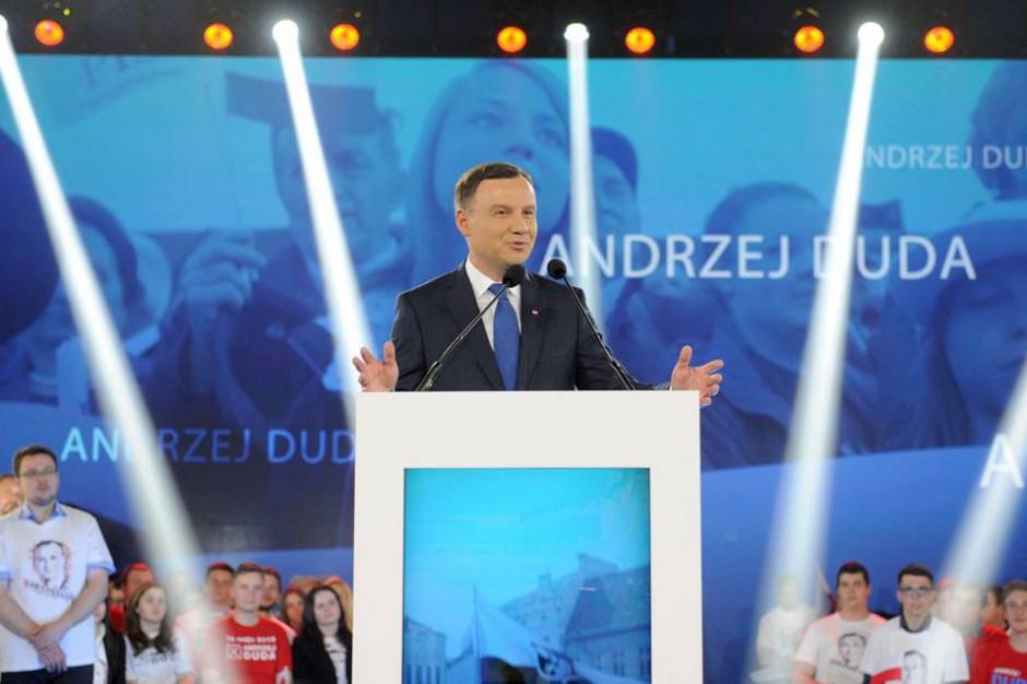 Andrzej Duda: Drzwi Pałacu Prezydenckiego będą otwarte dla inicjatyw
