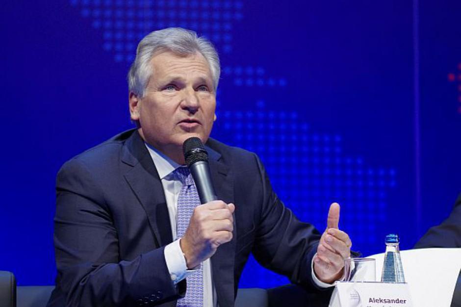 Kwaśniewski: PO może przegrać wybory parlamentarne