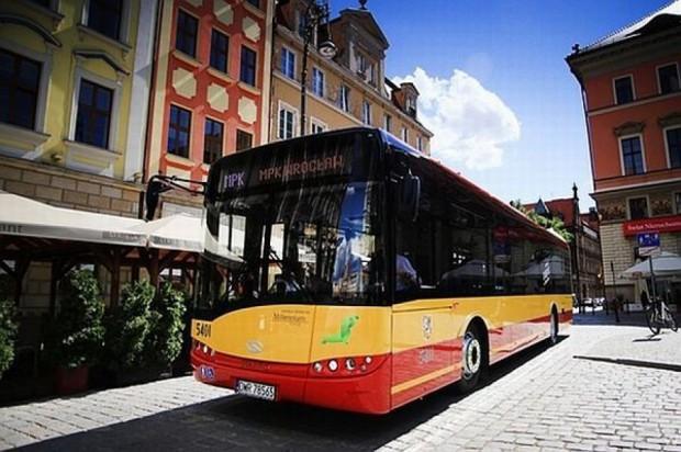 Wrocław: nowe autobusy w czerwcu wyjadą na ulice