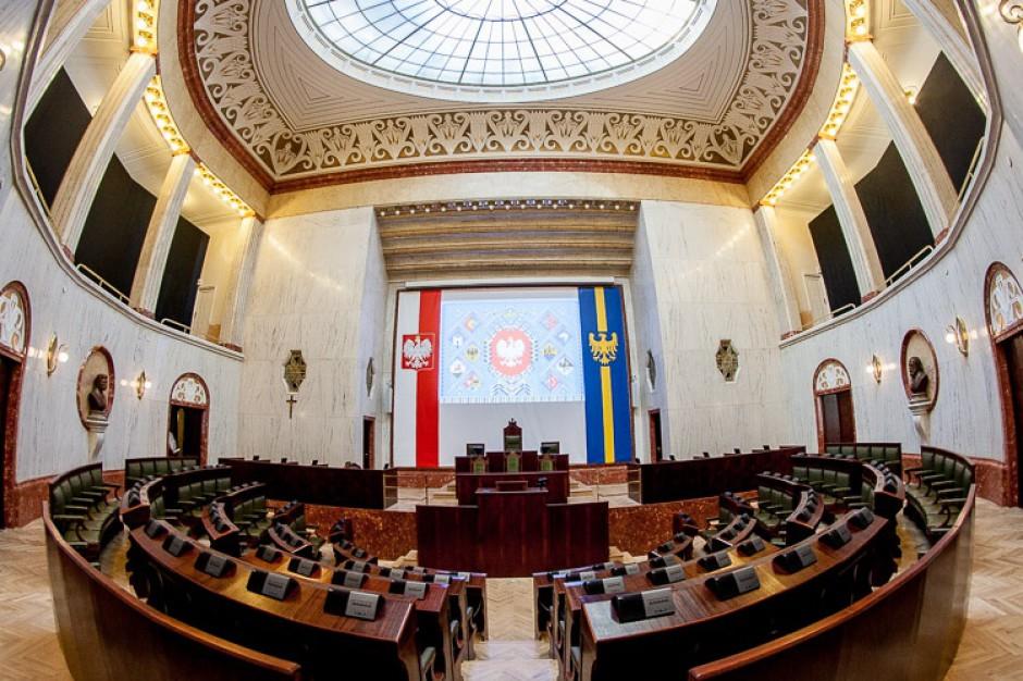 Sejm Śląski: zabytkowa sala po remoncie