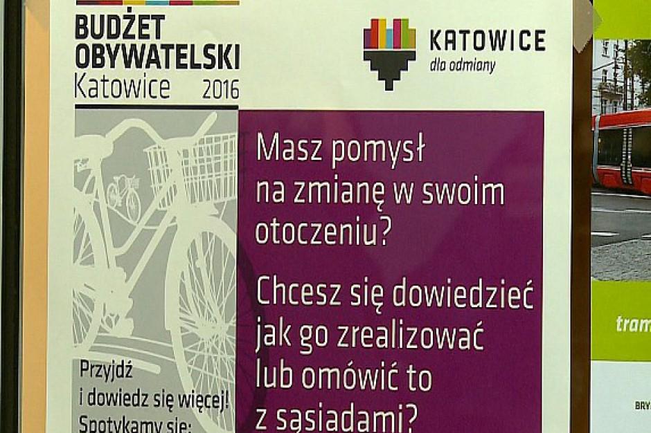 Na co mieszkańcy Śląska i Zagłębia wydadzą budżet obywatelski?
