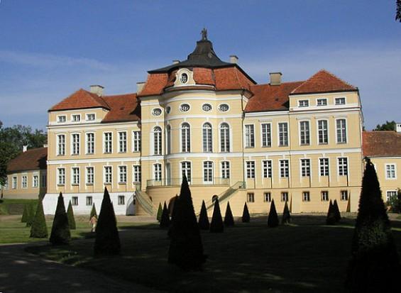 Pałac w Rogalinie po renowacji - można go zwiedzać od 16 czerwca