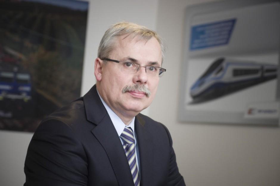 Były prezes PKP IC dołączył do Łódzkiej Kolei Aglomeracyjnej