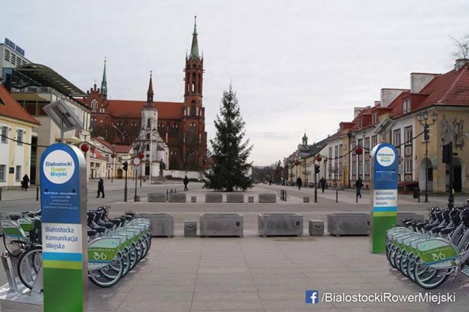 Więcej rowerów dla mieszkańców Białegostoku