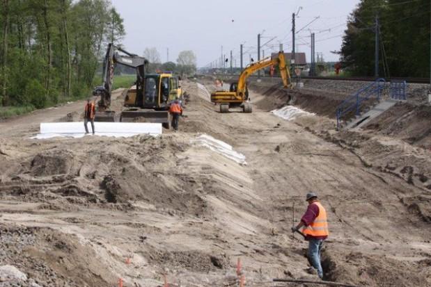 Kto dokończy modernizację linii kolejowej E59 Poznań - Czempiń?