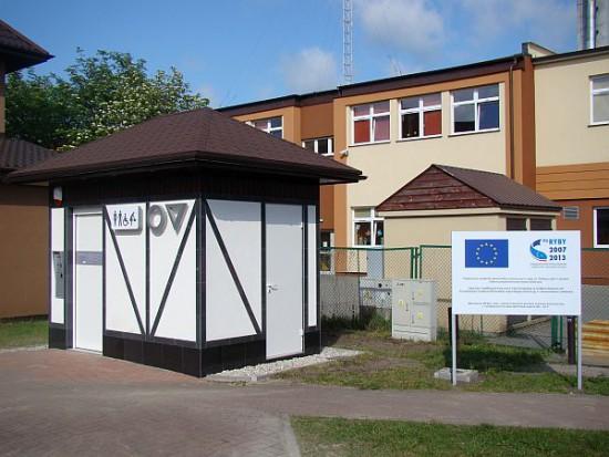 Toalety publiczne, inwestycje: w Jastarni powstał automatyczny obiekt