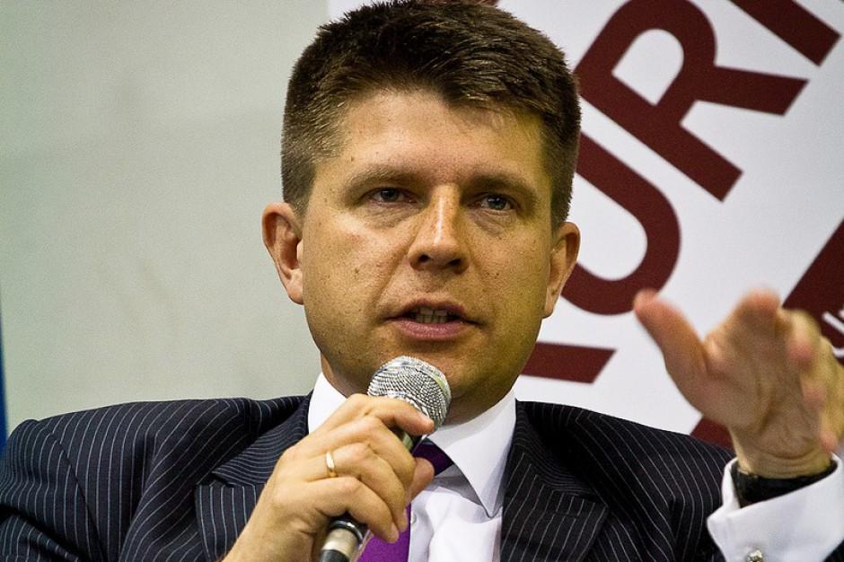 Ryszard Petru: Zasiadanie w parlamencie ma być sposobem na realizację pomysłów