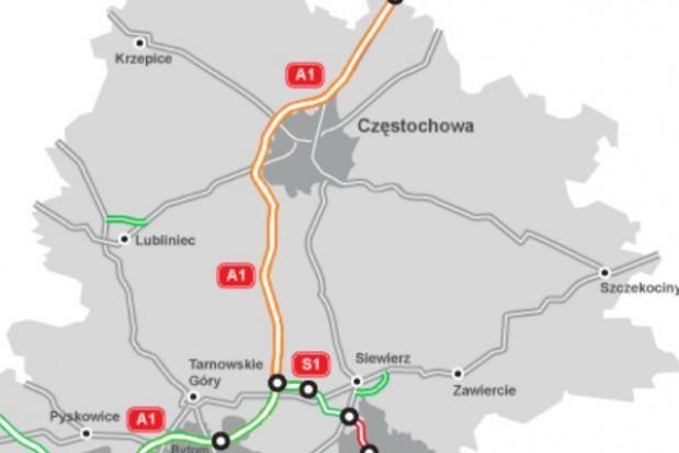 Wybrano wykonawcę kolejnego odcinka autostrady A1 Pyrzowice - Częstochowa