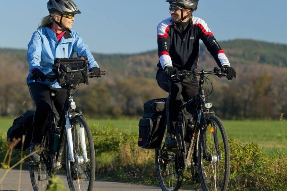 Pierwszy odcinek autostrady rowerowej oddany do użytku