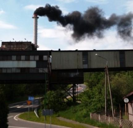 O niskiej emisji nawet z ambony