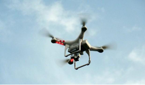 Dron pomoże wykryć, kto zatruwa powietrze w miastach?
