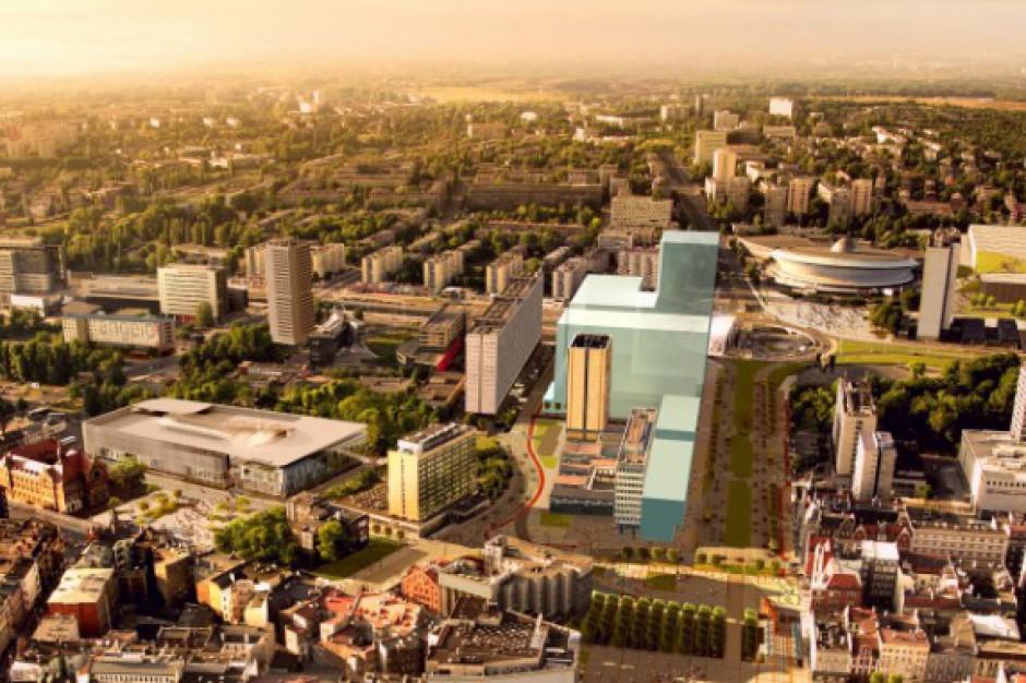 Katowicom trzeba przywrócić centrum miasta