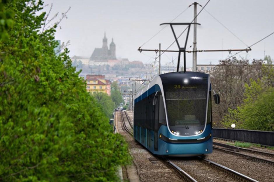 Kraków, tramwaje, Pesa: Do Krakowa przyjedzie pierwszy z zamówionych Krakowiaków