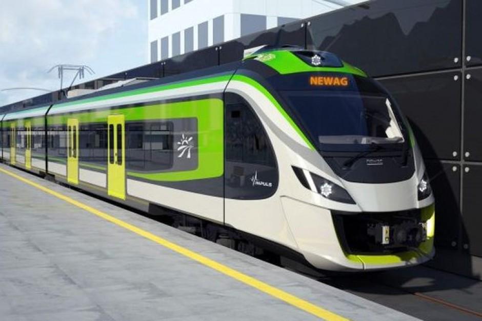 Nowe pociągi Kolei Mazowieckich wyjadą na trasę Warszawa-Skierniewice