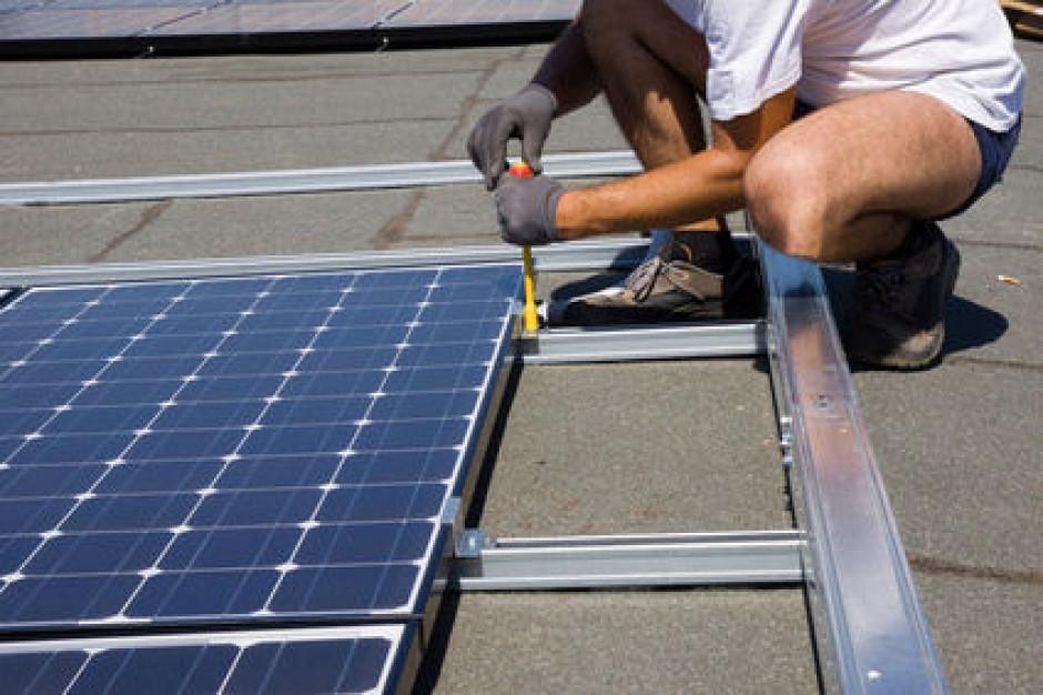 Mazowieckie szpitale przestawiają się na kolektory słoneczne