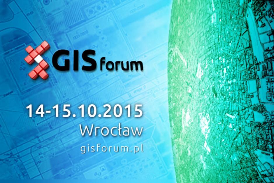 GISforum - ważne miejsce na mapie wydarzeń poświęconych rozwiązaniom informacji przestrzennej