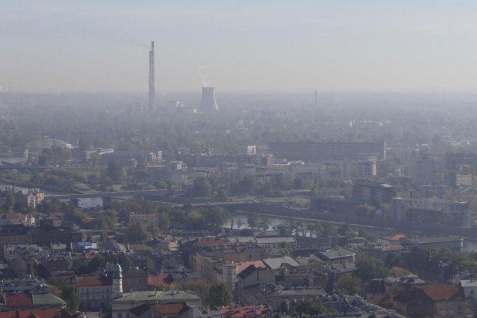 Kraków, smog: stare auta nie wyjadą na ulice