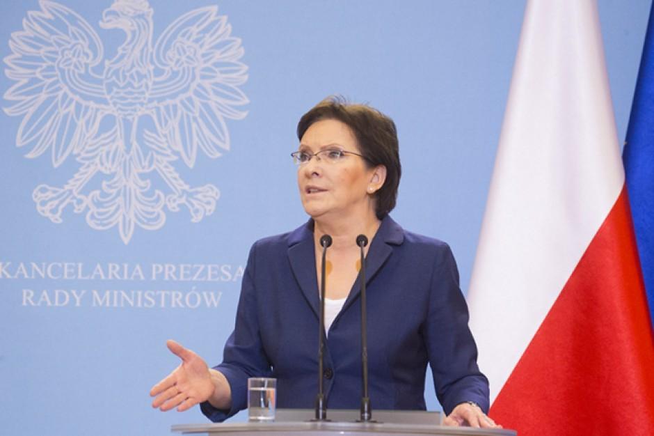Trzęsienie ziemi w rządzie. Rezygnuje trzech ministrów i marszałek Sejmu