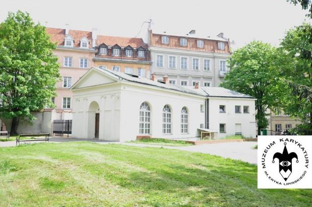 Artyści protestują przeciw łączeniu Muzeum Warszawy i Muzeum Karykatury