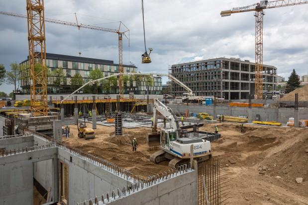 W Gdyni rośnie dzielnica biznesowa