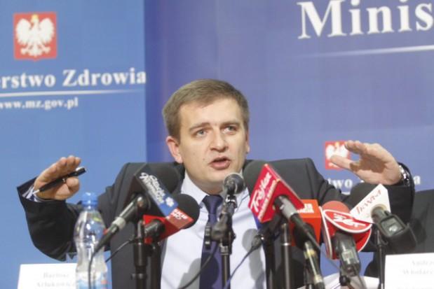 Środowisko lekarskie komentuje dymisję ministra zdrowia