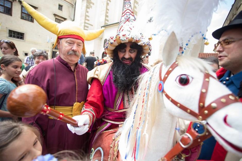 Lajkonik w nowej odsłonie rusza na ulice Krakowa