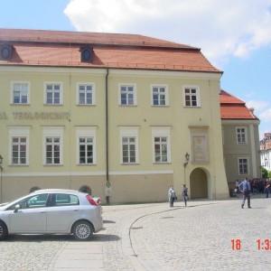 Najstarsza część Wrocławia –Ostrów Tumski po zmianach.
