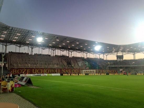 Radni nie chcą pomagać klubowi Korona Kielce