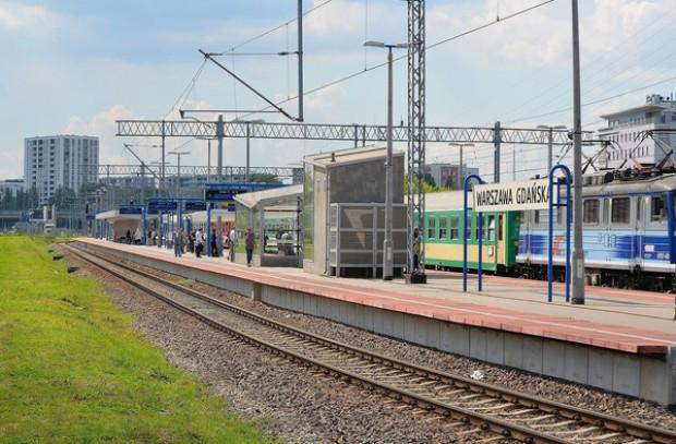 Stacja Warszawa Gdańska przejdzie remont