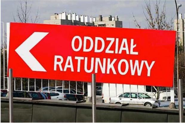 Biała Podlaska: wejście do szpitala przez SOR nie dla wszystkich