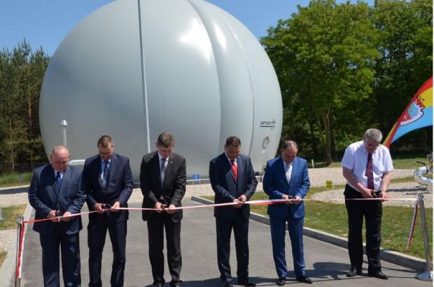 Nowoczesna biogazownia w Siemiatyczach