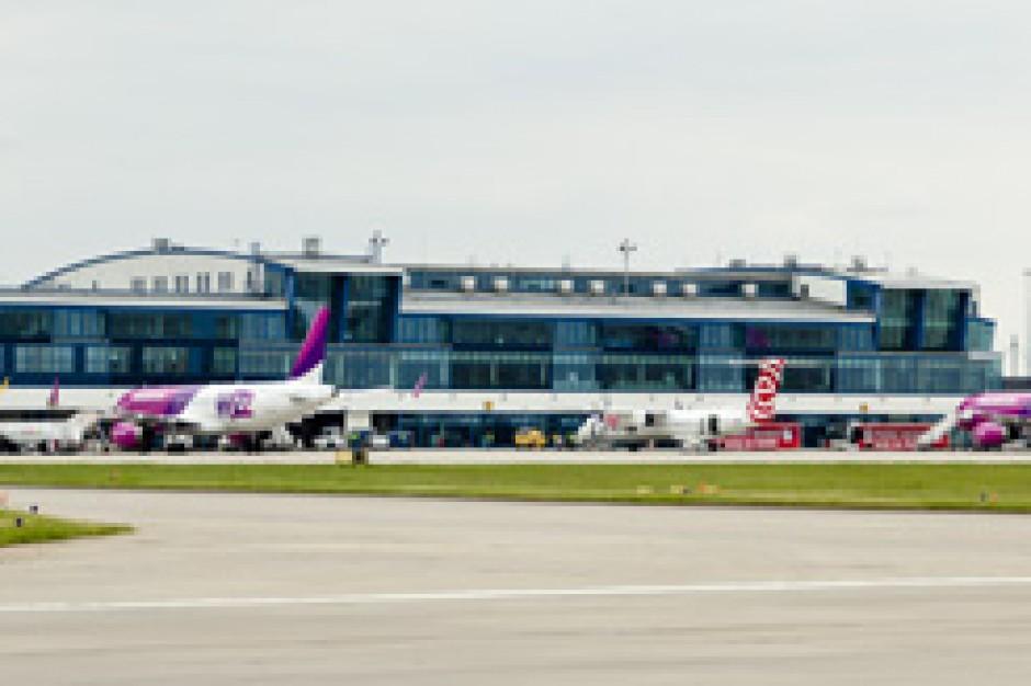 Nowa hala przylotów katowickiego lotniska czeka na pasażerów