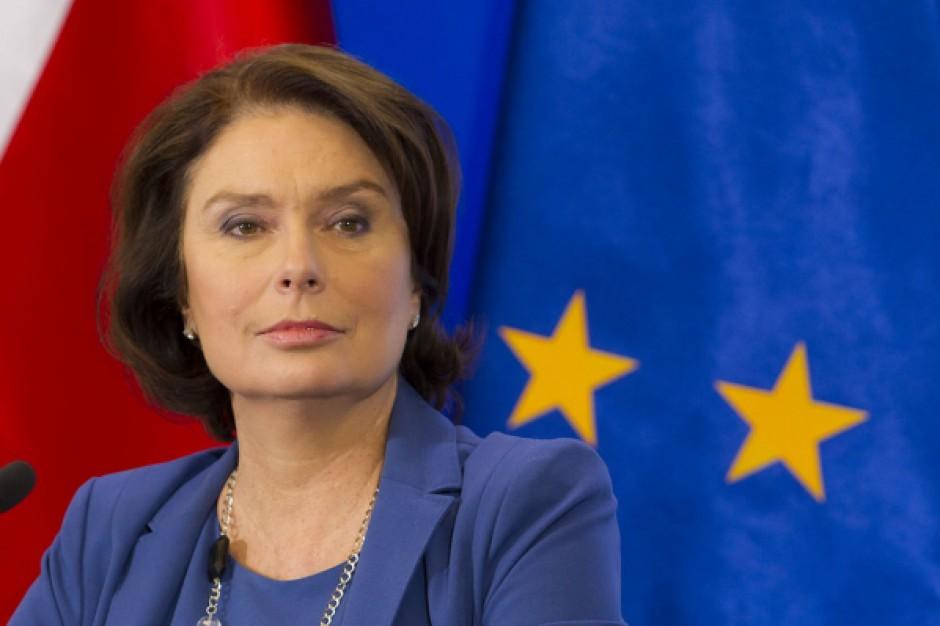 Platforma Obywatelska wybrała kandydatkę na marszałka Sejmu