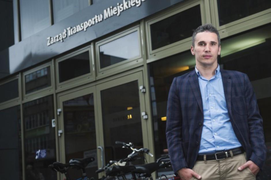 Stołeczny pełnomocnik ds. rowerowych szefem zarządu dróg