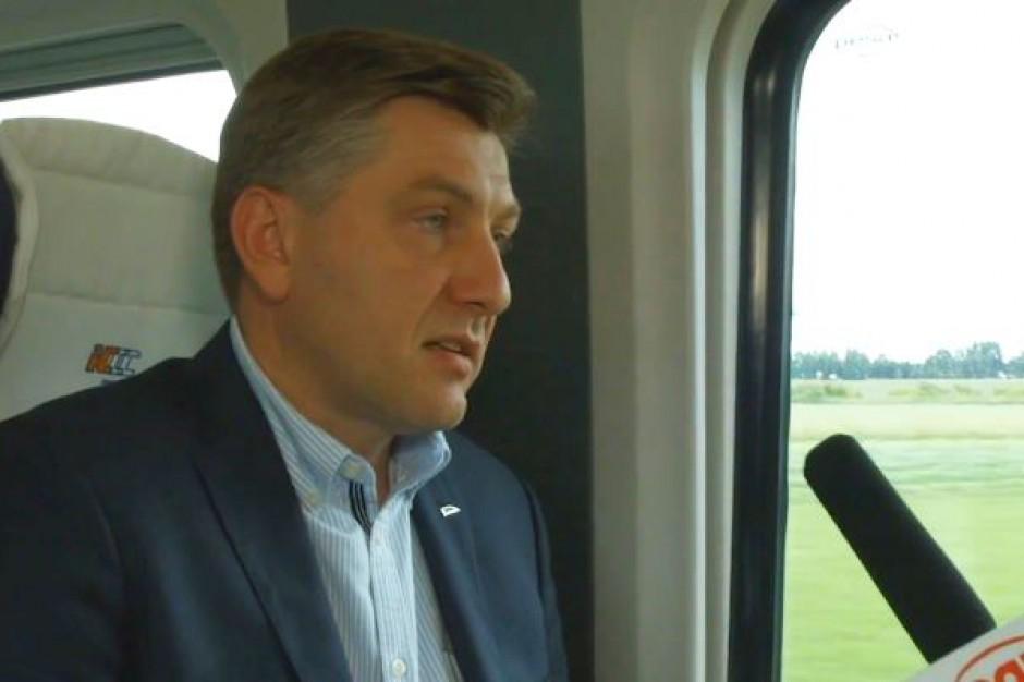 Nowy pociąg Pesa potrafi oddawać energię do sieci