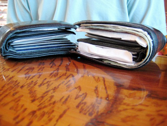 Co ma prezydent w portfelu?