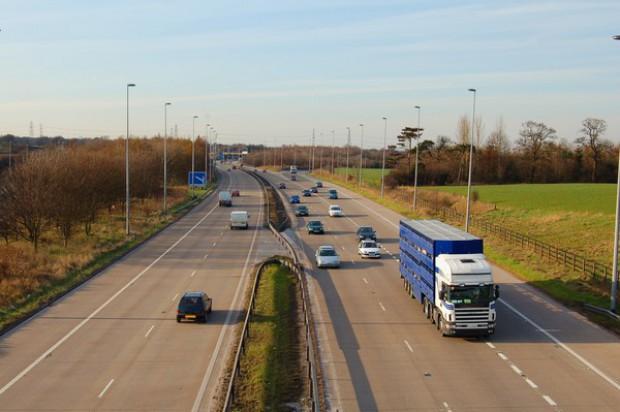 Polacy wybierają autostrady