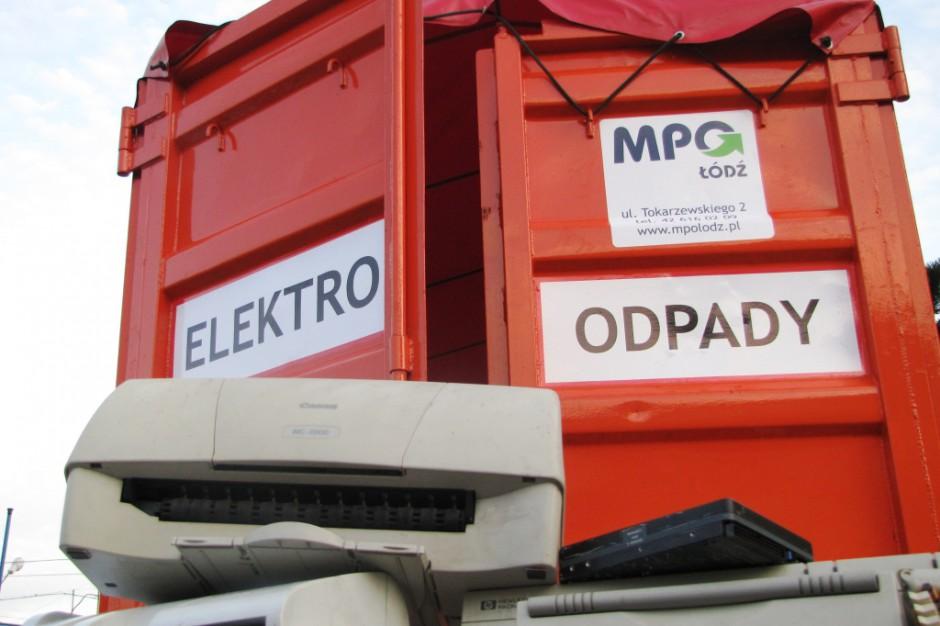 Więcej elektrośmieci do odzysku. Sejmowe poprawki projektu ustawy